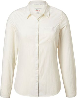 Craghoppers Women's NosiLife Bardo LS Shirt