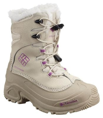 Columbia Youth Bugaboot Plus II Omni-Heat Boot