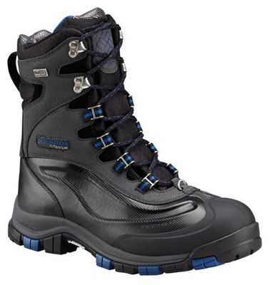 Columbia Men's Bugaboot Plus Titanium Omni-Heat Outdry Boot
