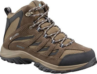 Columbia Women's Crestwood Mid Waterproof Boot