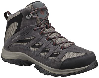 Columbia Men's Crestwood Mid Waterproof Boot