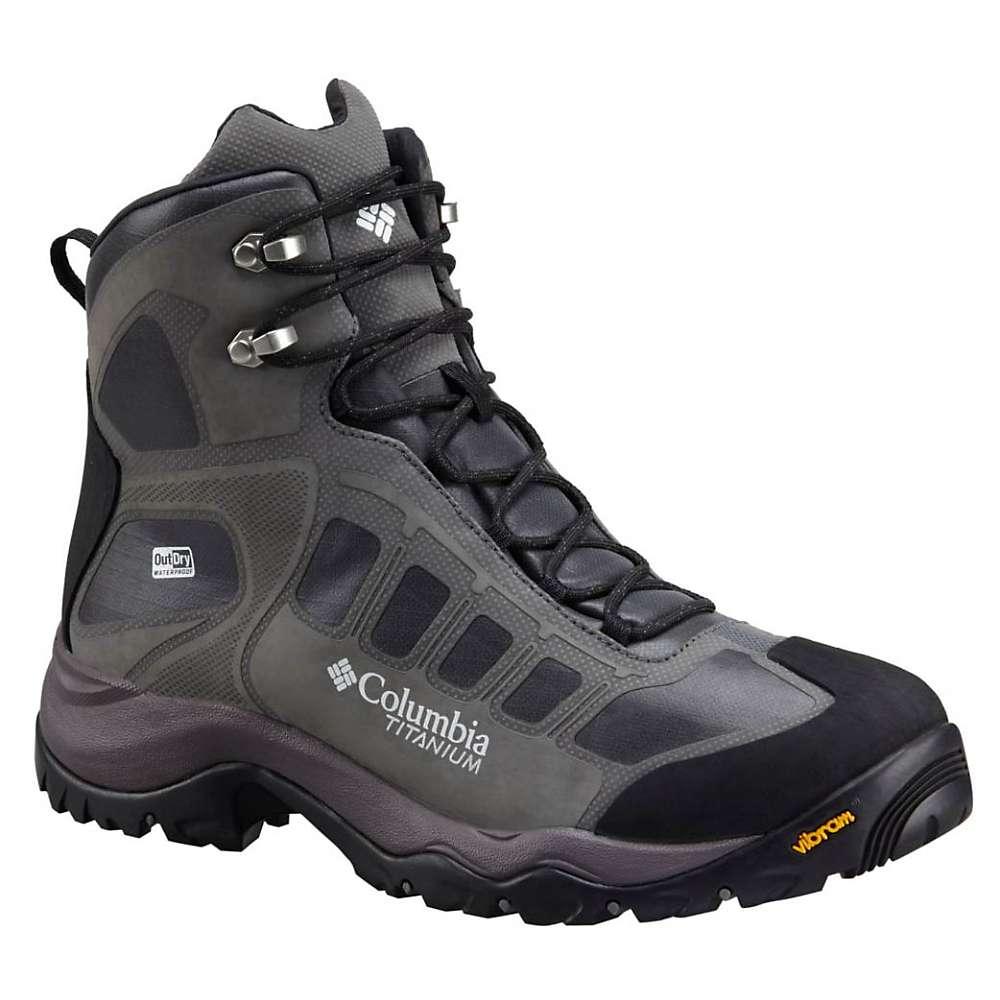 Columbia Men S Daska Pass Iii Titanium Outdry Extreme Boot