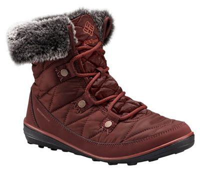Columbia Women's Heavenly Shorty Organza II Omni-Heat Boot