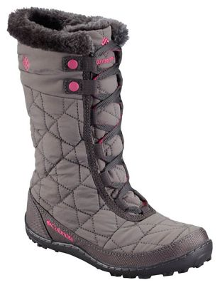 Columbia Youth Minx Mid II WP Omni-Heat Boot