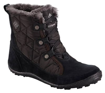 Columbia Women's Minx Shorty Omni-Heat Boot