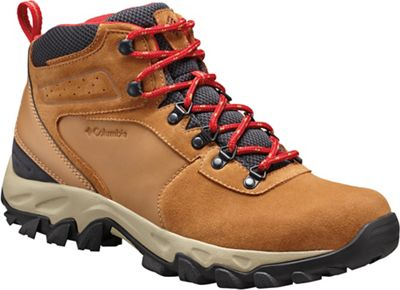 Columbia Men's Newton Ridge Plus II Suede WP Boot