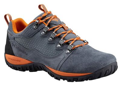 Columbia Men's Peakfreak Venture Suede WP Shoe