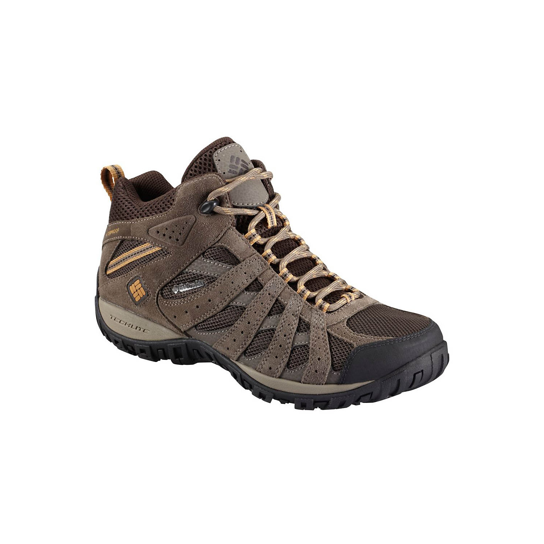 4973226a68b Columbia Men's Redmond WP Mid Boot