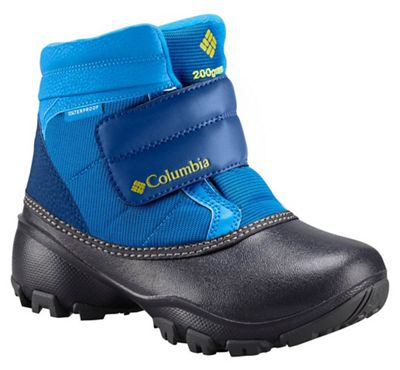 Columbia Kids' Rope Tow Kruser Boot