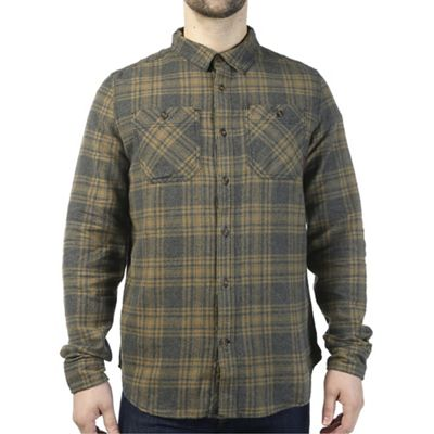 Gramicci Men's General Purpose Flannel Plaid Shirt