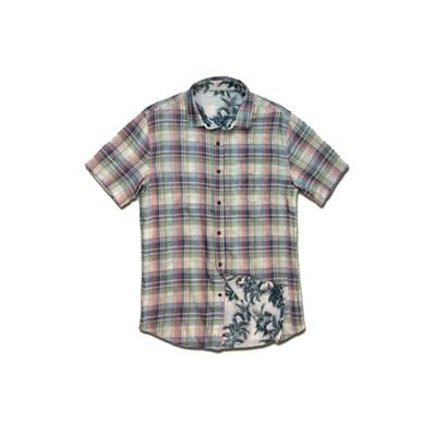 Jeremiah Men's Carlsbad Reversible Plaid Print Shirt