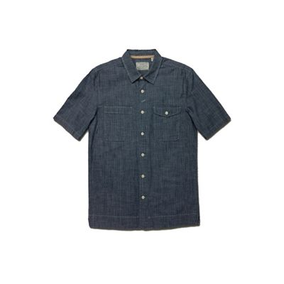 Jeremiah Men's Merrick Printed Chambray Shirt