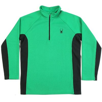 Spyder Boys' Outbound Strike Pullover Top