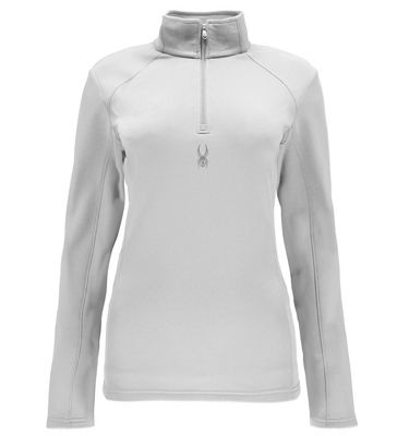 Spyder Women's Savona Therma Stretch T-Neck Top