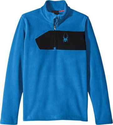 Spyder Boys' Speed Fleece Pullover Top