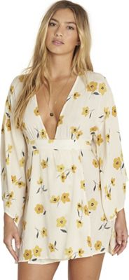 Billabong Women's Relax on High Wrap Dress