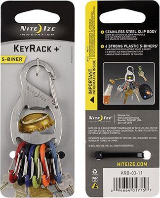 Nite Ize KeyRack + S - Biner
