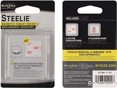 Nite Ize Steelie Magnetic Tablet Socket Replacement Adhesive