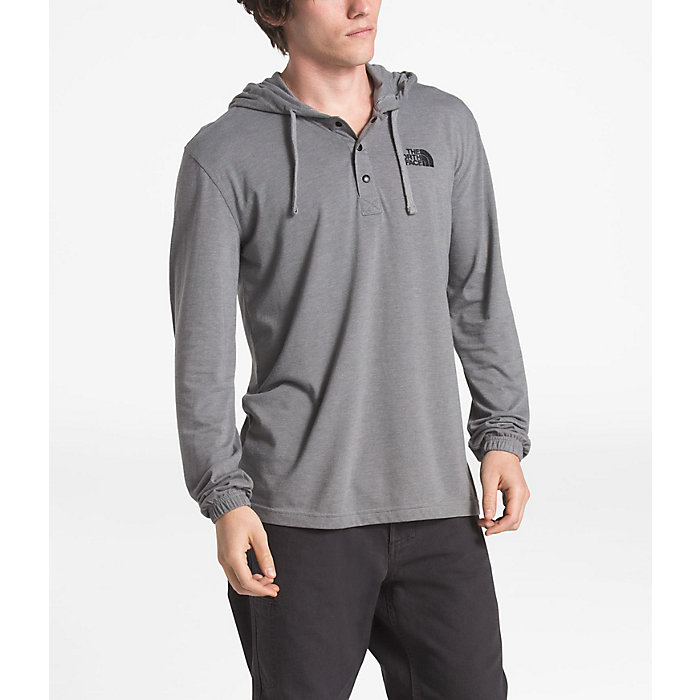 c17e3eb9c The North Face Men's Heavy Weight 1/4 Snap Hoodie - Moosejaw