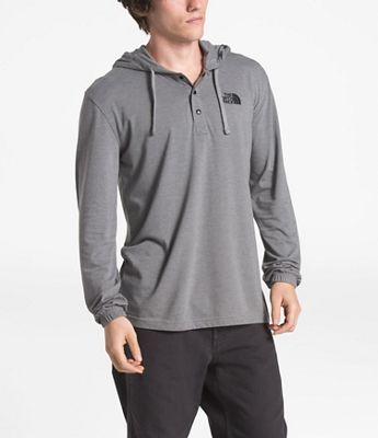 The North Face Men's Heavy Weight 1/4 Snap Hoodie