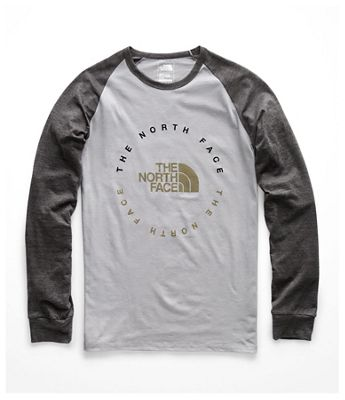 The North Face Men's Malibae LS Baseball Tee