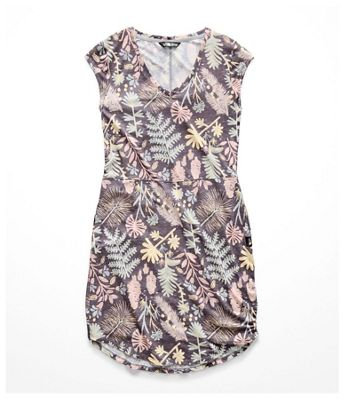 The North Face Women's Printed EZ SS Tee Dress