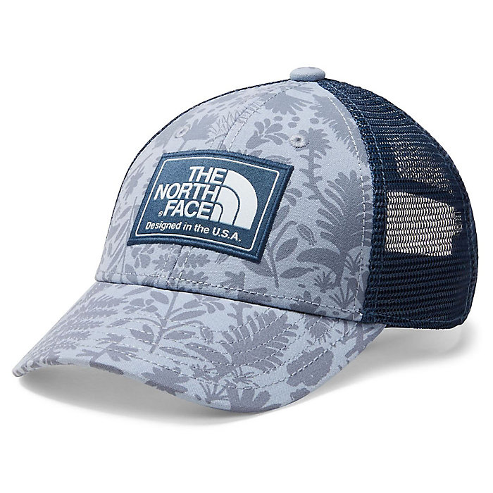 c44a15900 The North Face Youth Printed Mudder Trucker Hat - Moosejaw
