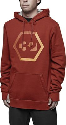 Thirty Two Men's Marquee Hooded Pullover Top