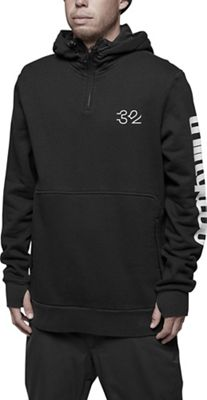 Thirty Two Men's Stamped Hooded Pullover Top