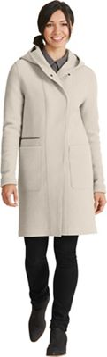 Nau Women's Boiled Wool Trench
