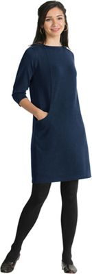 Nau Women's Elementerry Boatneck Dress