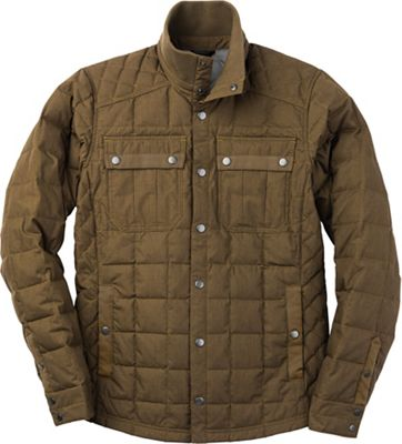Nau Men's Utility Down Shirt Jacket