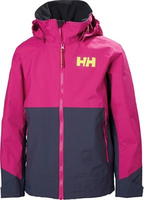 Helly Hansen Junior's Ascent Jacket