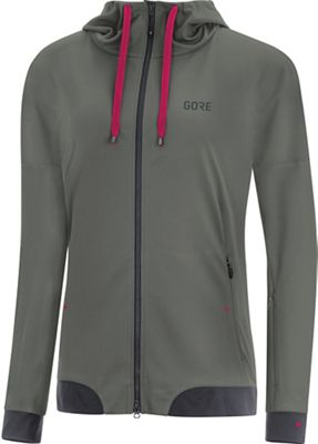 Gore Wear Women's Gore C5 Gore Windstopper Trail Hooded Jacket