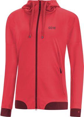 Gore Wear Women's Gore C5 Gore Windstopper Trail Hooded Jacket
