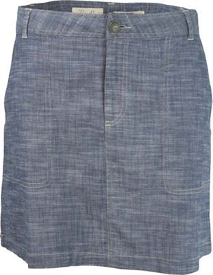 Purnell Women's Chambray Skirt