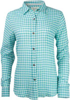 Purnell Women's Checkered LS Shirt