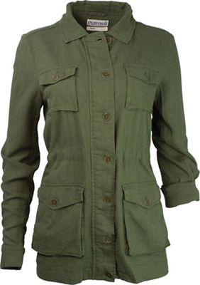 Purnell Women's Linen Field Jacket
