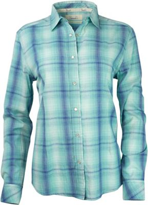 Purnell Women's Madras Plaid LS Shirt