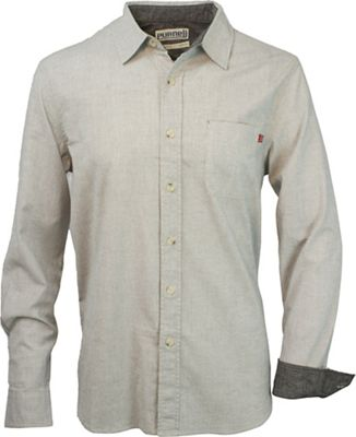 Purnell Men's Pinstripe Button Up LS Shirt
