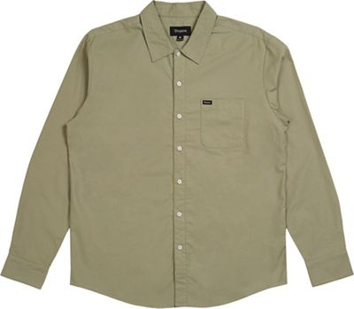Brixton Men's Charter Oxford LS Shirt