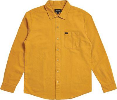 Brixton Men's Charter Oxford LS Shirt