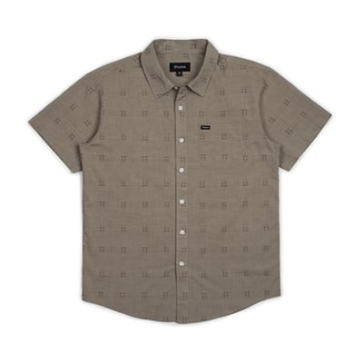 Brixton Men's Charter SS Shirt