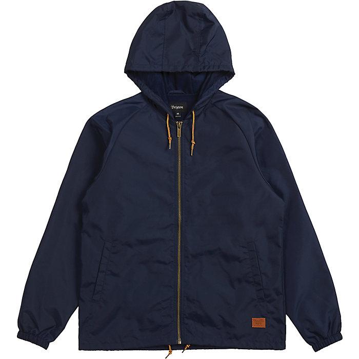 19a95882532e Brixton Men s Claxton Windbreaker Jacket - Moosejaw