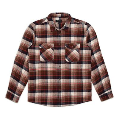 Brixton Men's Hayes LS Flannel