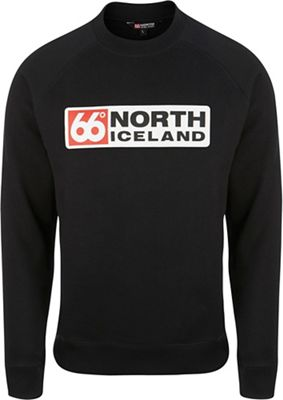 66North Men's Logn Logo Sweater