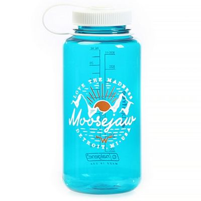 Moosejaw Big Empty Nalgene Tritan Water Bottle