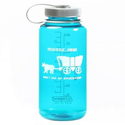 Moosejaw Dirty Water Nalgene Tritan Water Bottle