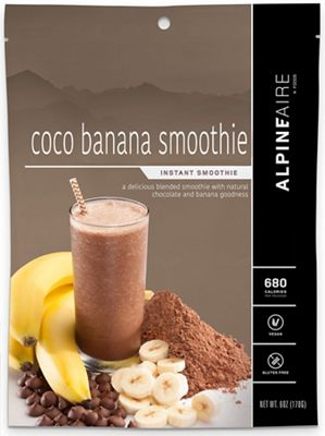 AlpineAire Chocolate Banana Smoothie
