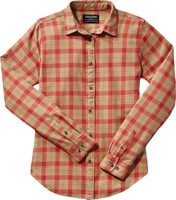 Filson Women's Light Weight Alaskan Guide Shirt